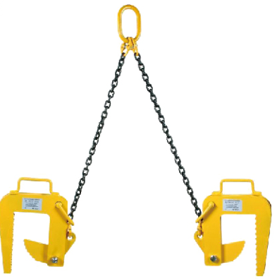 PLC Concrete pipe lifting clamp