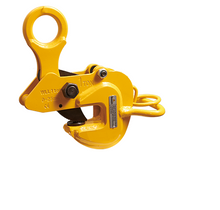 TMS Horizontal lifting Clamp With safety lock