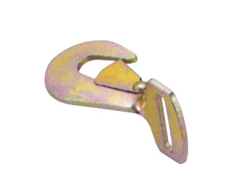 "2"" 50mm Twisted Snap Hook"