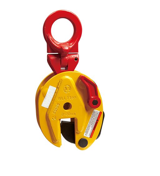 CD Vertical Plate Lifting Clamp