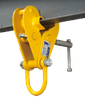 WJC type beam clamp with large shackle